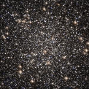 Globular Cluster M22 in the Constellation Sagittarius by Stocktrek Images