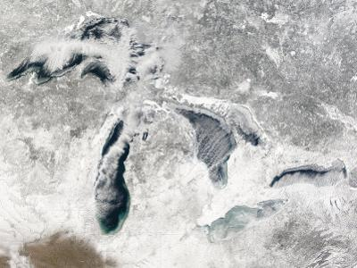 Great Lakes by Stocktrek Images