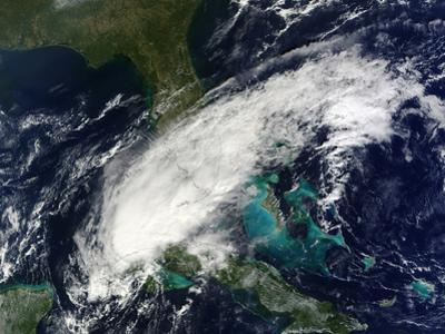 Hurricane Paula by Stocktrek Images