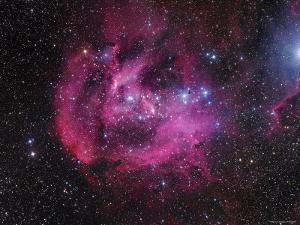 IC 2944 Running Chicken Nebula by Stocktrek Images