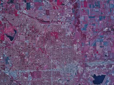 Lincoln, Nebraska by Stocktrek Images