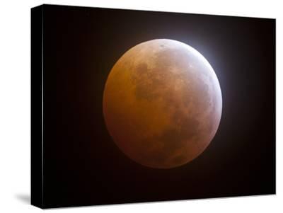 Lunar Eclipse by Stocktrek Images