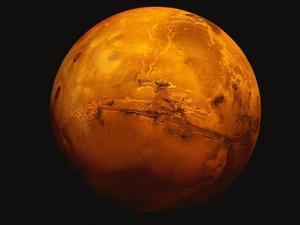 Mars by Stocktrek Images