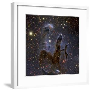 Messier 16, the Eagle Nebula in Serpens by Stocktrek Images