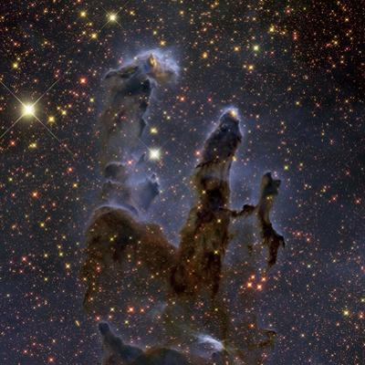 Messier 16, the Eagle Nebula in Serpens