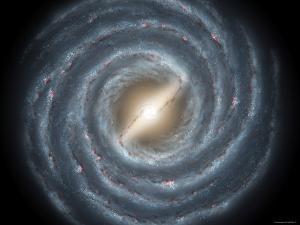 Milky Way Bar by Stocktrek Images