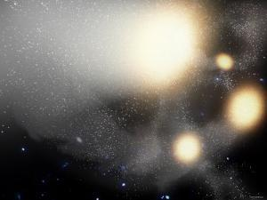One of the Largest Smash-Ups of Galaxies Ever Observed by Stocktrek Images