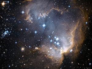 Small Magellanic Cloud by Stocktrek Images