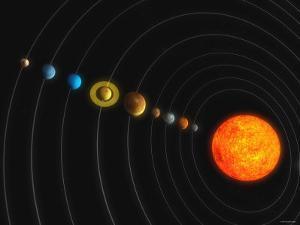 Solar System by Stocktrek Images