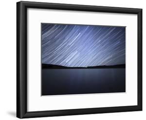Star Trails of the Celestial Equator in Somuncura, Argentina by Stocktrek Images