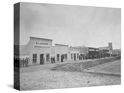 Sutler's Row, Chattanooga, Tennessee, During the American Civil War