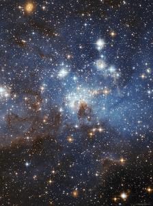 Swirls of Gas and Dust Reside in This Ethereal-Looking Region of Star Formation by Stocktrek Images