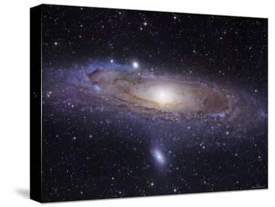 HUBBLE SPACE TELESCOPE A ROSE MADE OF GALAXIES Canvas art Prints