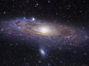 The Andromeda Galaxy by Stocktrek Images