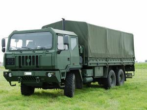 The Iveco M250 of the Belgian Army by Stocktrek Images