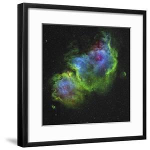The Soul Nebula by Stocktrek Images