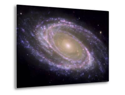 The Spiral Galaxy Known as Messier 81