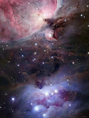 The Sword of Orion by Stocktrek Images