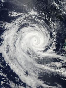 Tropical Cyclone Dianne by Stocktrek Images