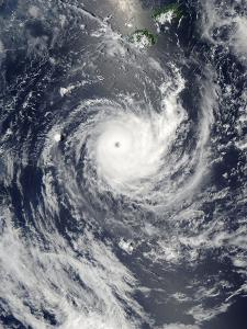 Tropical Cyclone Wilma by Stocktrek Images