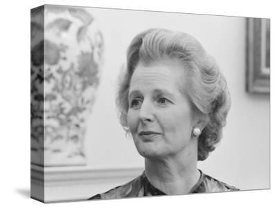 Vintage Photo of Margaret Thatcher