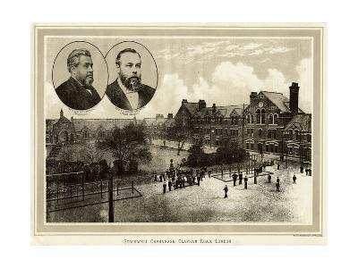 Stockwell Orphanage--Giclee Print