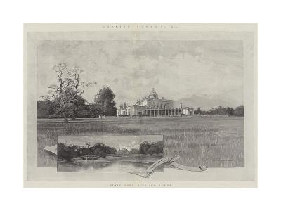 Stoke Park, Buckinghamshire-Charles Auguste Loye-Giclee Print