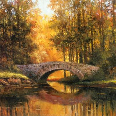 Stone Bridge-T^ C^ Chiu-Art Print