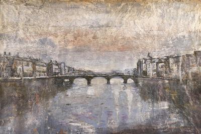 Stone Bridge-Alexys Henry-Giclee Print