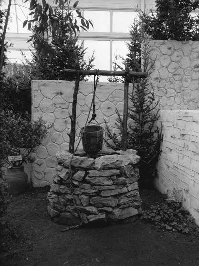 Stone Built Well-George Marks-Photographic Print