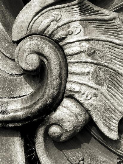 Stone Carving II-Tang Ling-Photographic Print