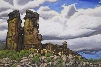 Stone Forest-Luis Aguirre-Giclee Print