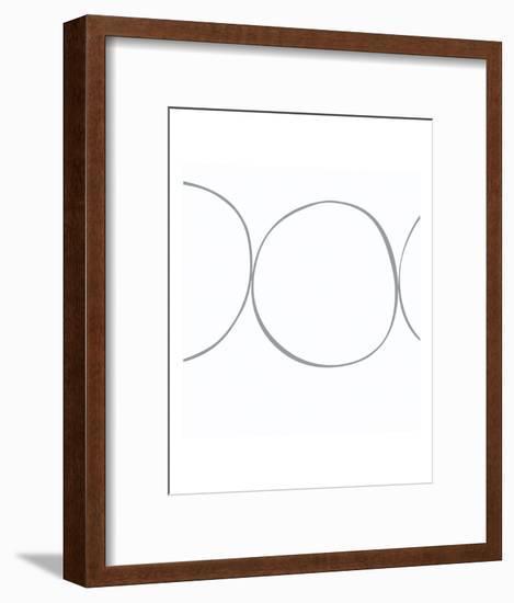 Stone I-Denise Duplock-Framed Art Print