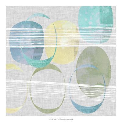 Stone Pattern I-Jennifer Goldberger-Giclee Print