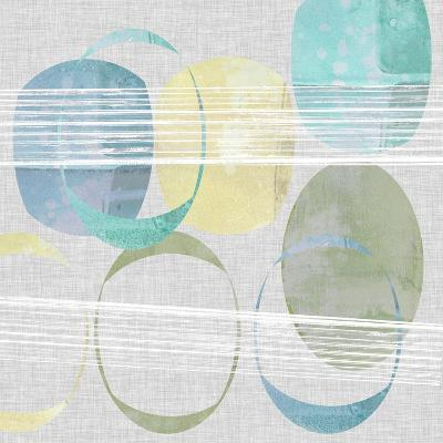 Stone Pattern I-Jennifer Goldberger-Art Print
