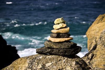 Stone Pile-Redwall-Photographic Print