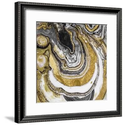 Stone Prose-Color Bakery-Framed Giclee Print