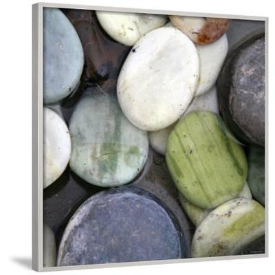 Stone Serenity II-Nicole Katano-Framed Photographic Print