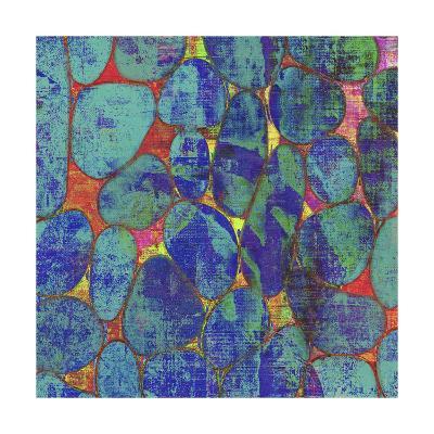 Stone Silhouettes II-Ricki Mountain-Art Print