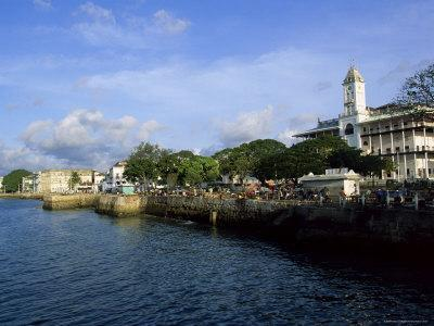 Stone Town, Island of Zanzibar, Tanzania, East Africa, Africa-Yadid Levy-Photographic Print