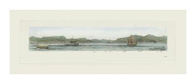 Stonecutters Island- Antique Local Views-Premium Giclee Print