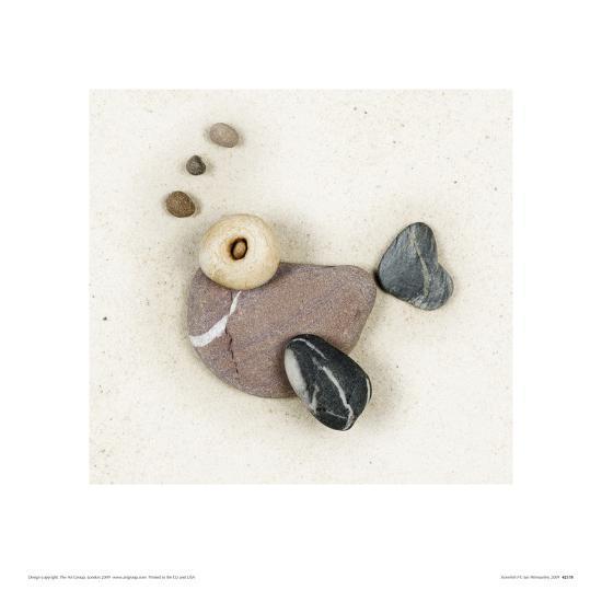 Stonefish I-Ian Winstanley-Giclee Print