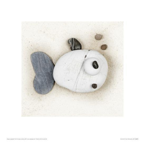Stonefish II-Ian Winstanley-Giclee Print