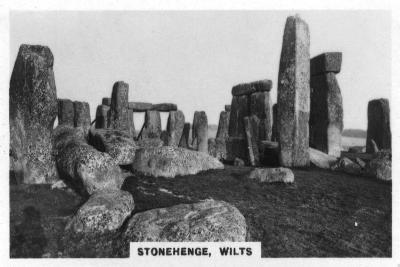 Stonehenge, Wiltshire, C1920S--Giclee Print