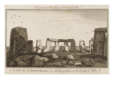 Stonehenge--Giclee Print
