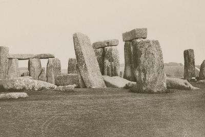 Stonehenge--Photographic Print