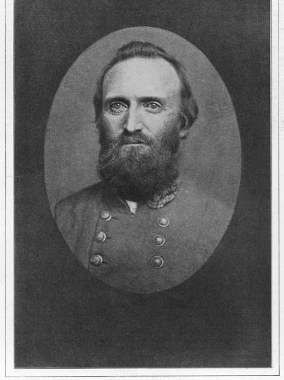 Stonewall Jackson Photo--Photographic Print