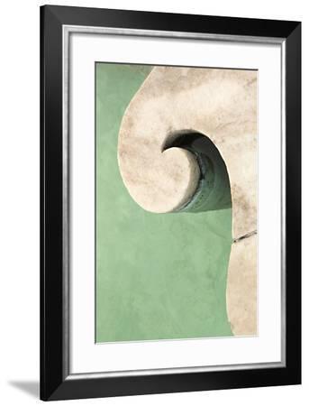 Stonework Detail IV-Karyn Millet-Framed Photographic Print