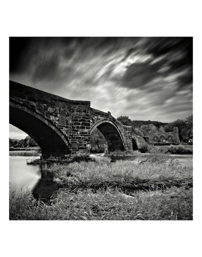 Stony Bridge-Marcin Stawiarz-Art Print