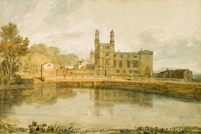Stonyhurst Hall, 1799-J^ M^ W^ Turner-Giclee Print